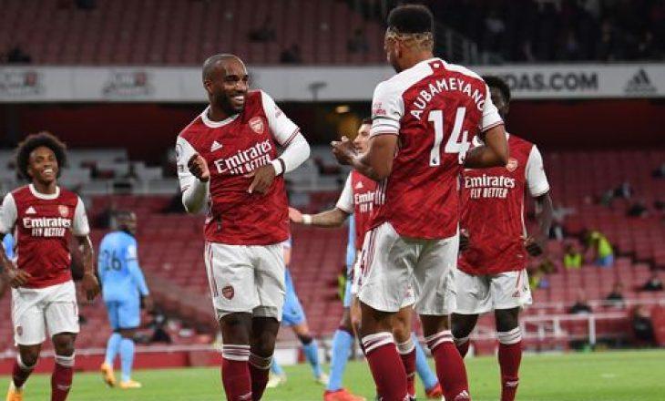 Arsenal dëshiron të transferoj sulmuesin e Chelseat