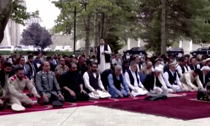 Goditje nga raketat derisa bëhej falja e Kurban Bajramit në Afganistan (Video)