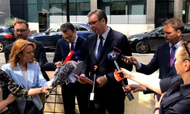 Vuçiq: Asociacioni ishte pika jonë e parë, Prishtina nuk dëshiroi as të flas