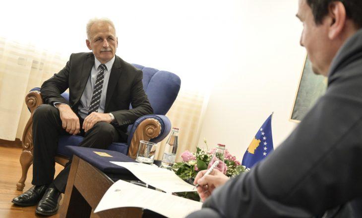 Kryeministri Kurti emëron Aziz Bicin, këshilltar për Çështje të Kategorive të Dala nga Lufta e Ushtrisë Çlirimtare të Kosovës