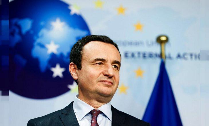 Kurti: Do ta mirëprisnim vendimin e Greqisë për njohjen e Kosovës