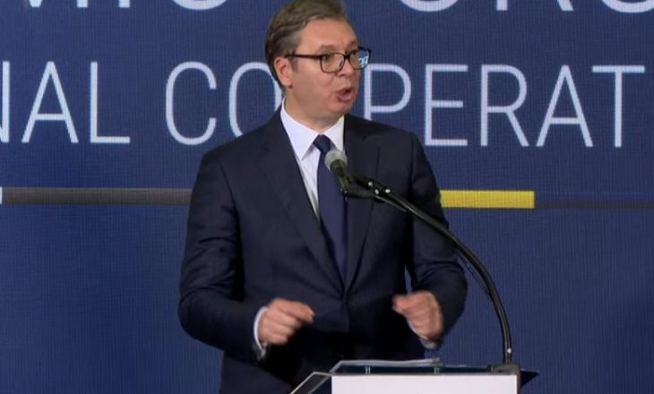Vuçiq: Nga 1 janari 2023 s'do të kemi kufij me Shqipërinë e Maqedoninë Veriore