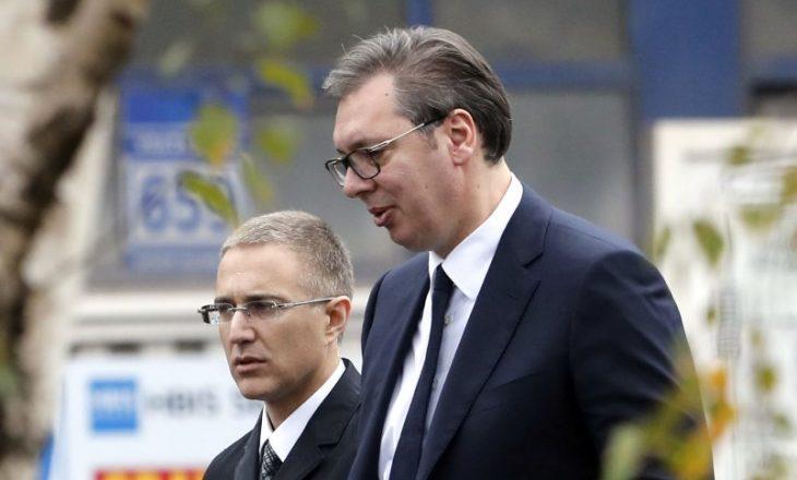 Stefanoviq pas deklaratës së Osmanit: S'ka kufi mes Kosovës e Serbisë