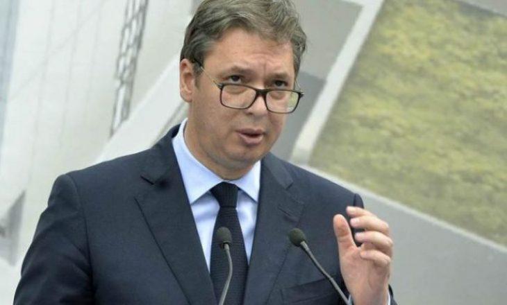 Vuçiq për takimin e dytë me Kurtin: Përparimi në dialog është në interesin e Serbisë