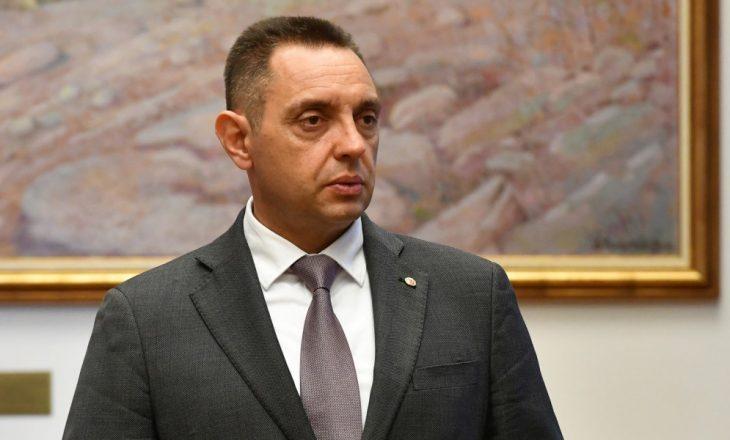 Vulin fyen rëndë presidenten e Kosovës