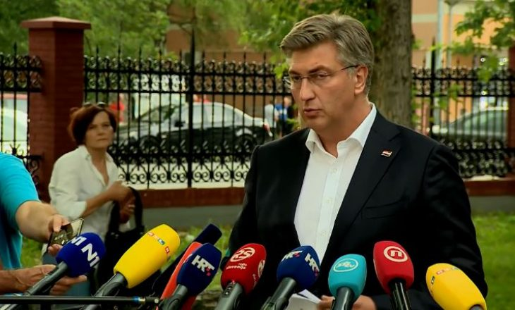 Kryeministri kroat për vdekjen e 10 kosovarëve: Ka kohë të gjatë që nuk patëm një aksident të rëndë si ky