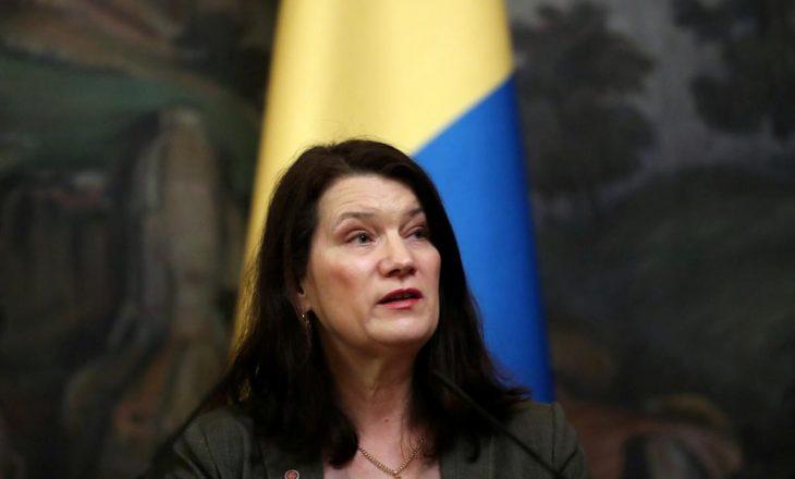 Kryediplomatja suedeze do ta vizitojë Kosovën