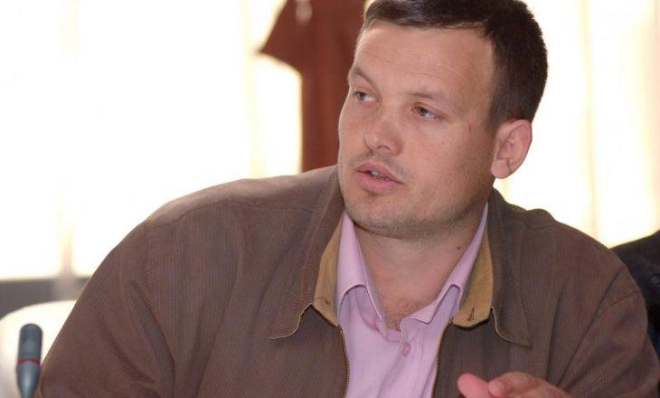 Vdes gazetari Blerim Zhabari