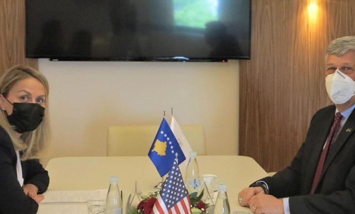 Ambasadori amerikan zotohet për mbështetjen e ShBA-së ndaj Kushtetueses