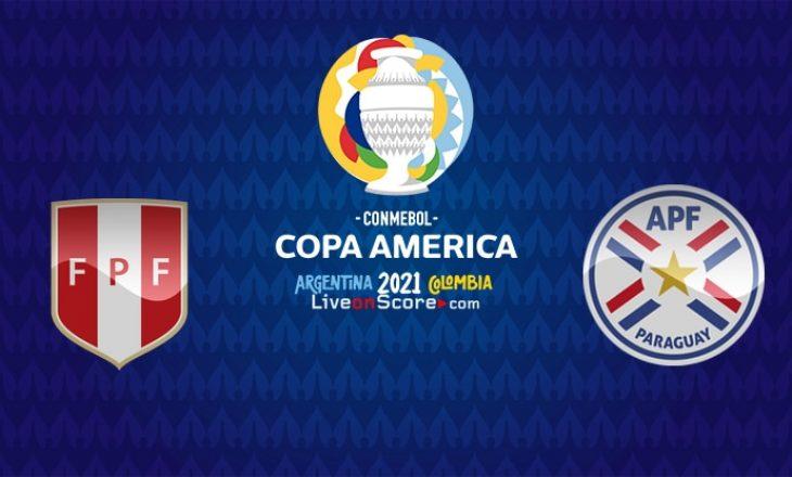 """Sonte çerekfinalja e parë në """"Copa America"""""""
