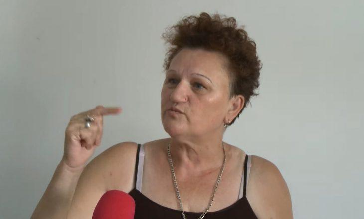 Qytetarja serbe pretendon se dikush ia ka plaçkitur banesën në Gjakovë