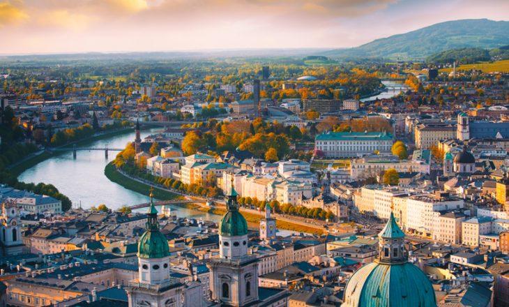 Austria fut në listën e gjelbër Kosovën për udhëtime