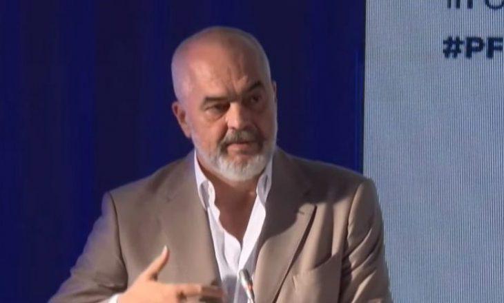 Rama: Evropa s'mund të na tregojë çfarë të bëjmë në rajon