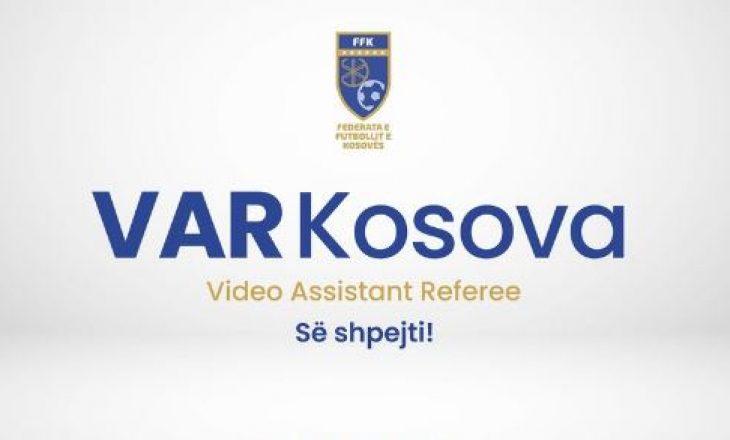 Nga sezoni tjetër VAR-i në futbollin kosovar