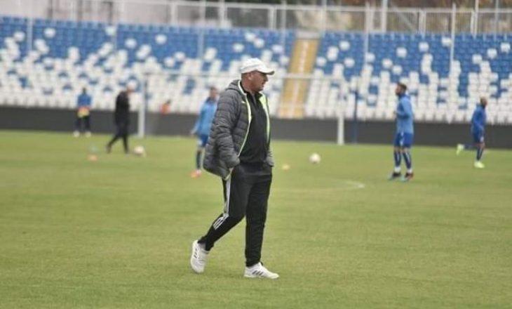 Faruk Statovci emërohet trajneri i skuadrës së njohur