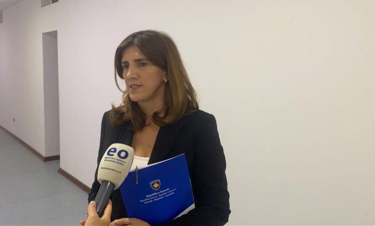 Musliu pas raportimit të drejtorit të AKI-së: Gjendja e sigurisë në vend është stabile