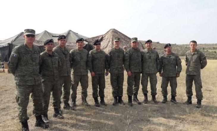 Rama viziton Gardën Kombëtare të Iowa-s dhe stërvitjen e përbashkët me pjesëtarët e FSK-së
