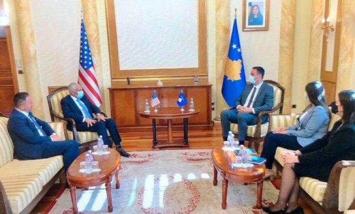 """""""Liria dhe pavarësia e Kosovës e mbajnë vulën e SHBA-ve dhe NATO-s"""""""