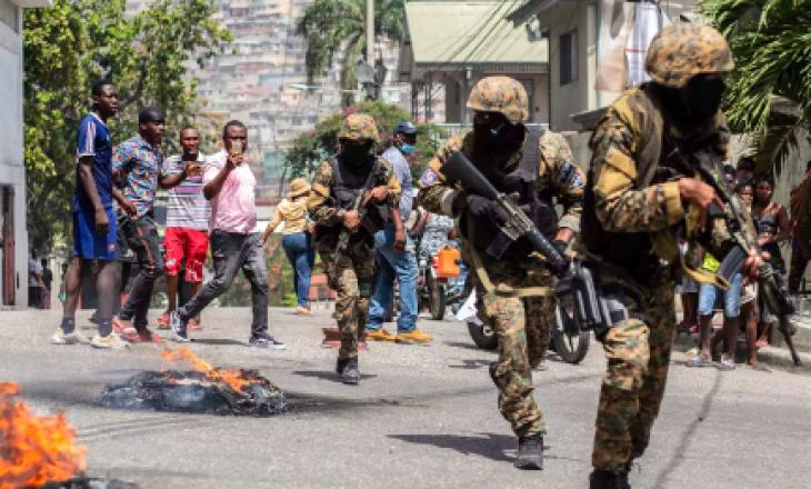 Haiti kërkon ndihmë nga forcat ndërkombëtare pas vrasjes së presidentit