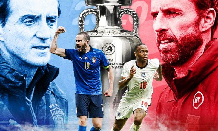 Mësohen gjyqtarët e finales së EURO 2020