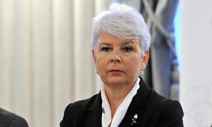 """U solidarizua me Kosovën pas aksidentit tragjik, ish-kryeministrja kroate """"tmerrohet"""" nga komentet e serbëve"""