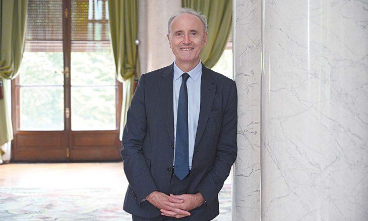 Ambasadori francez në Beograd: Të zbatohen marrëveshjet e arritura në dialogun Kosovë-Serbi