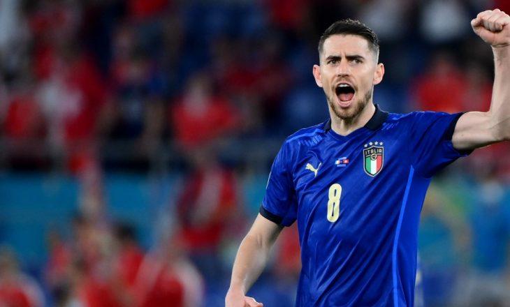 Agjenti i Jorginho konfirmon interesimin e Juventusit, por pret që mesfushorit të qëndrojë te Chelsea
