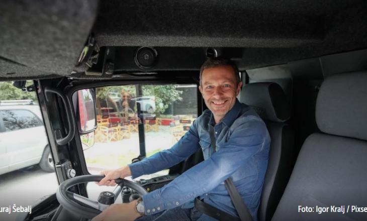 """Shoferi kroat i autobusit tregon një """"hile"""" që shpëton jetë kur lodhesh në vozitje"""