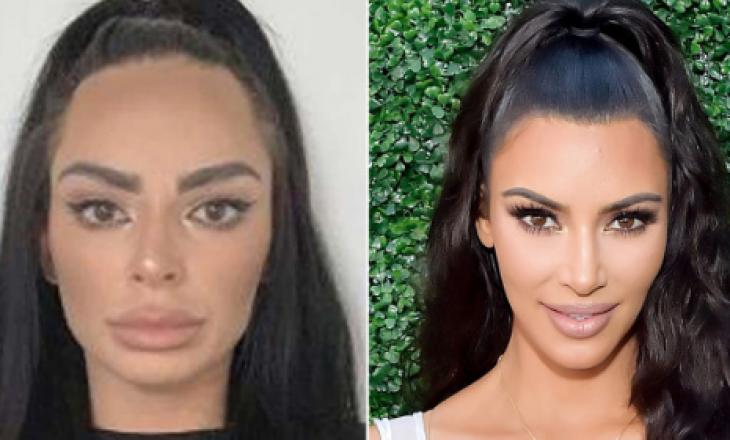 Sozia e Kim Kardashian kishte kontrabanduar 3.5 milionë dollarë