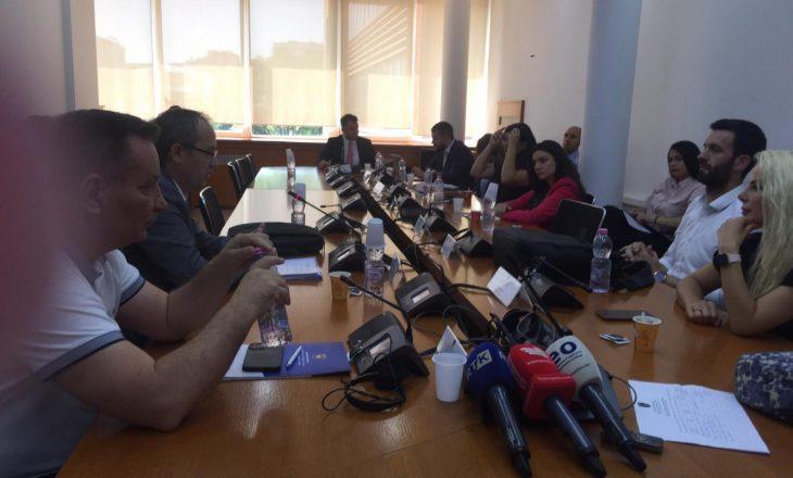 Rishikimi i buxhetit kalon edhe në Komisionin për Buxhet