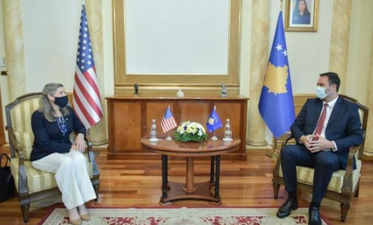 Konjufca takon senatoren amerikane Joni Ernst, flasin për stabilitetin në rajon