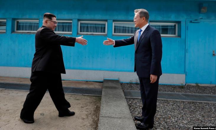 Korea e Veriut dhe e Jugut rikthejnë komunikimin