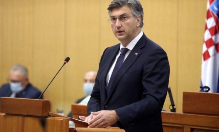 Kroacia do t'i dhurojë Kosovës 20 mijë vaksina anti-COVID