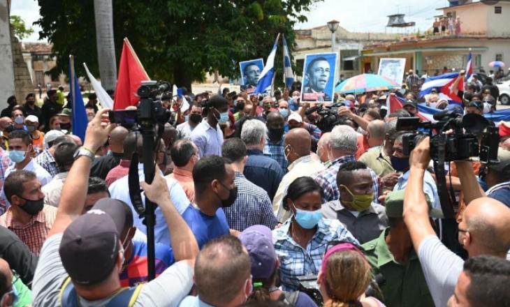 Vritet një protestues në Kuba