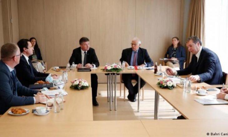 Sot Kurti e Vuçiq takohen për herë të dytë