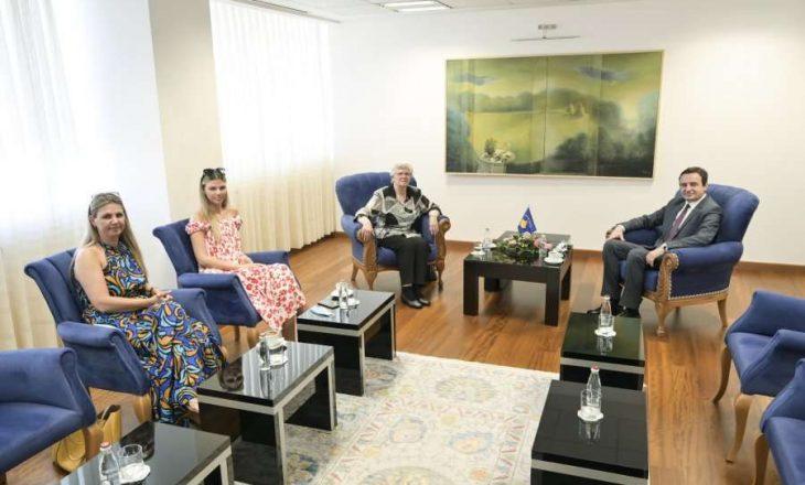 Kurti takohet me Kumnovën, flasin për fatin e të pagjeturve