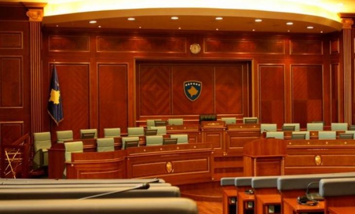 Më 7 korrik mbahet seanca rregullt e Kuvendit