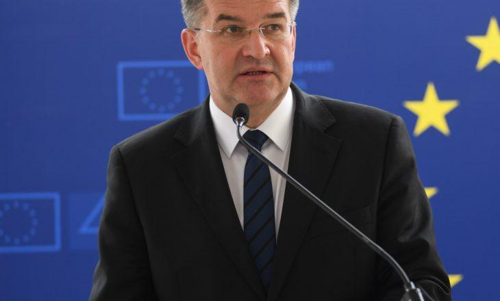 Lajçak thotë se Kurti dhe Vuçiq takohen sërish në shtator