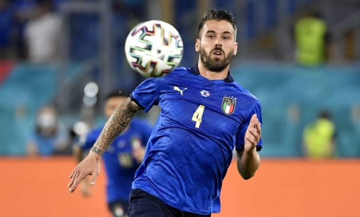 Leonardo Spinazzola humb pjesën tjetër të EURO 2020