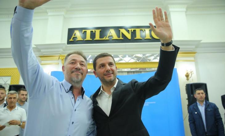 PDK zyrtarizon kandidaturën e Lushtakut për kryetar të Skenderajt