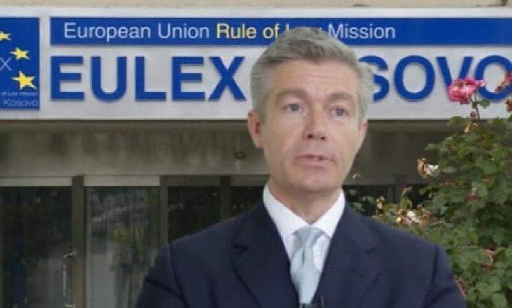 Malcolm Simmons të hënën raporton në Kuvendin e Kosovës
