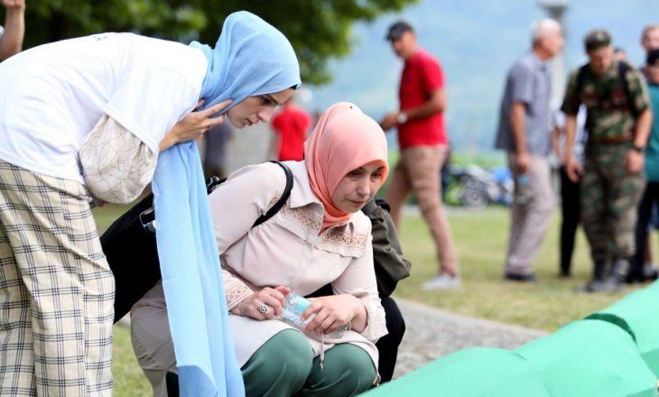19 viktima të gjenocidit në Srebrenicë varrosen në 26 vjetorin e masakrës