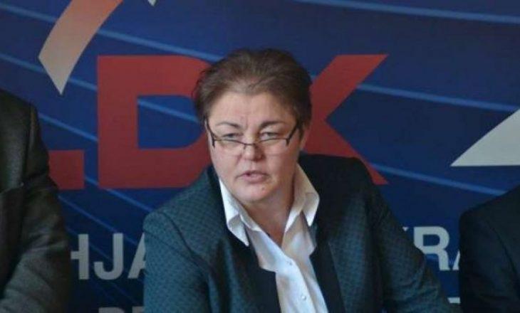 Tërmkolli: Gërvalla është e padijshme për postin e kryediplomates