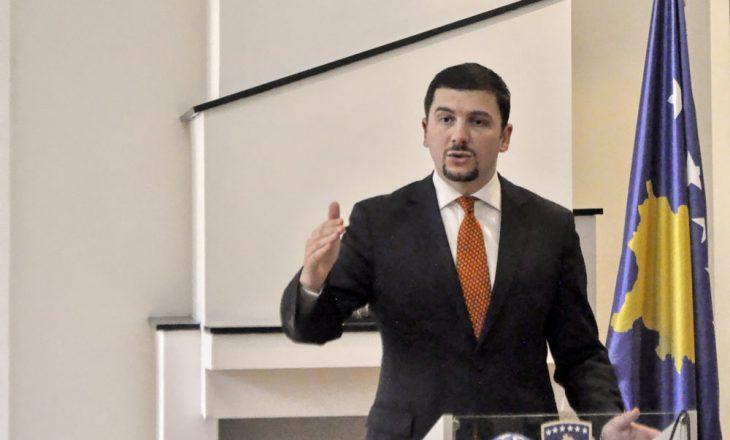 Memli Krasniqi kandidati i vetëm për kryetar të PDK-së
