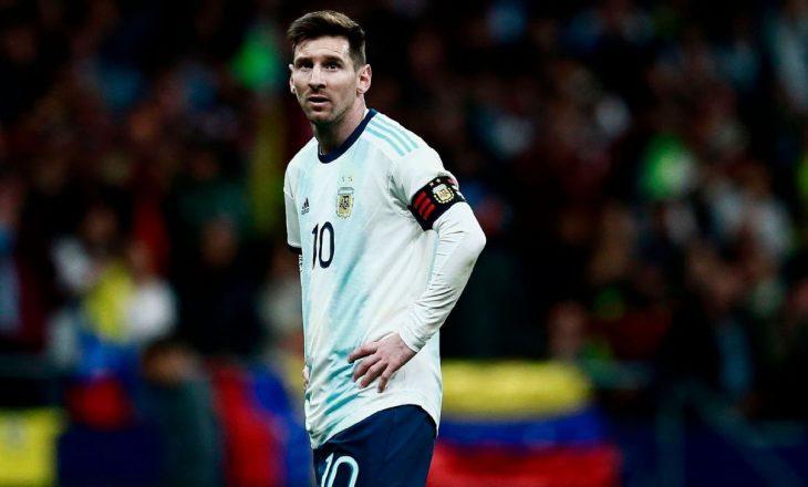Messi flet për finalen me Brazilin: Shumë e vështirë