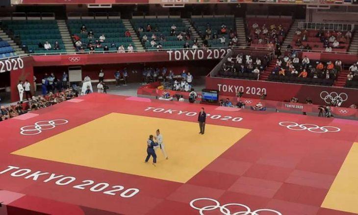 Nora Gjakova hyn në zonën e medaljeve