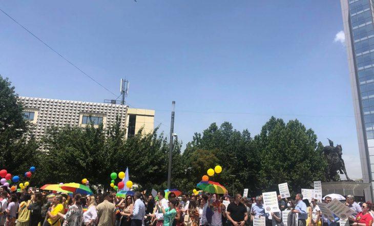 """Mbahet """"Parada e Krenarisë"""" në Prishtinë"""