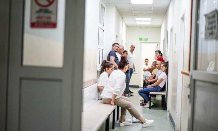 Situata në Deçan: Një paciente e moshës 13 vjeçare dërgohet në spitalin e Pejës
