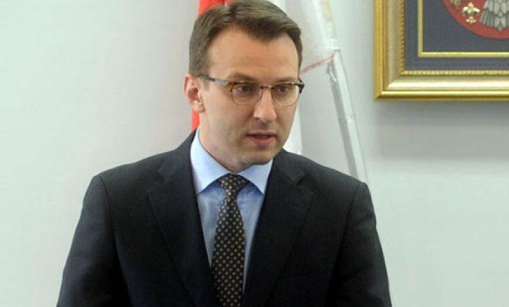 Petkoviq viziton Kosovën më 12 dhe 13 korrik