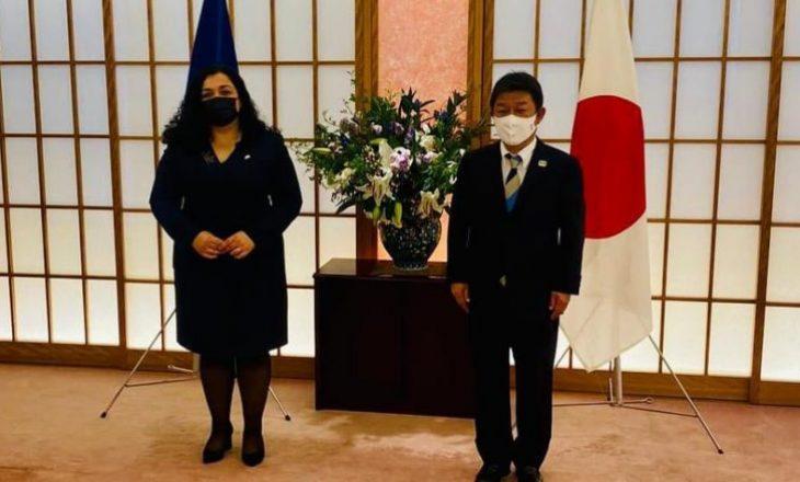 Osmani: Nga Japonia presim mbështetje për marrjen e njohjeve të reja